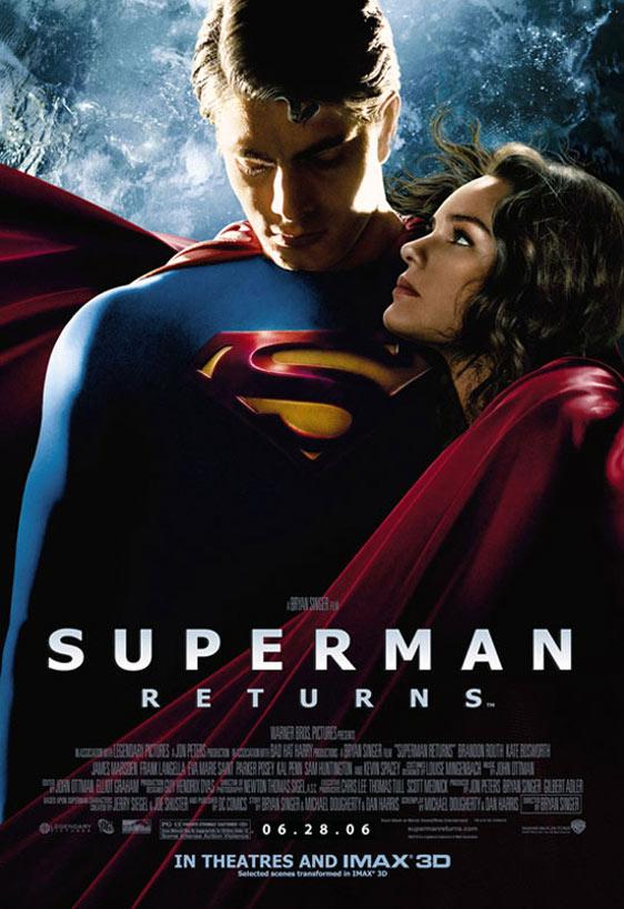 Superman Returns Poster #2