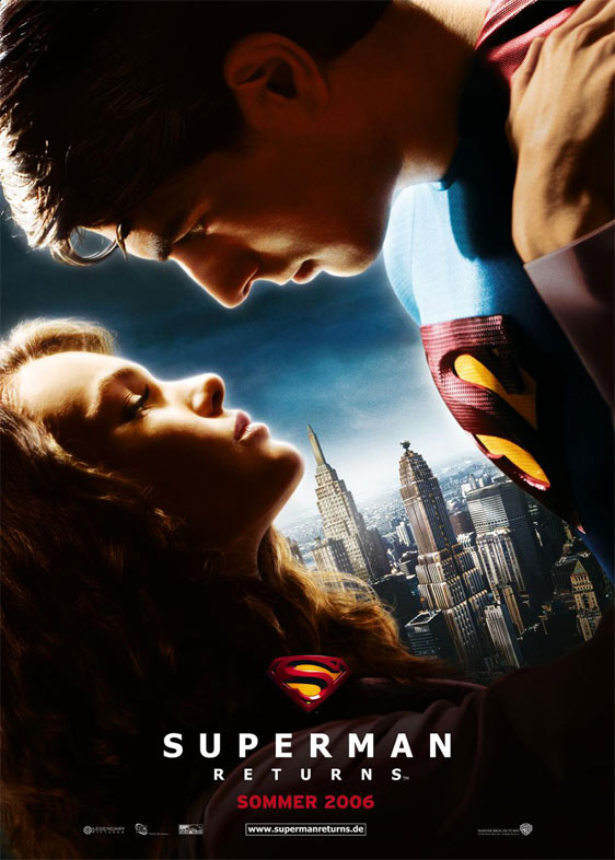 Superman Returns Poster #3