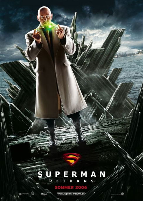 Superman Returns Poster #4