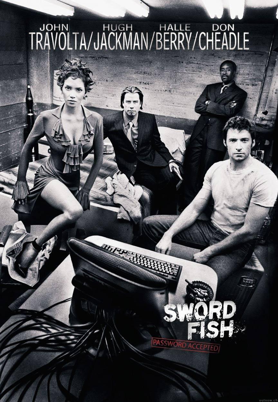 Swordfish Poster #1