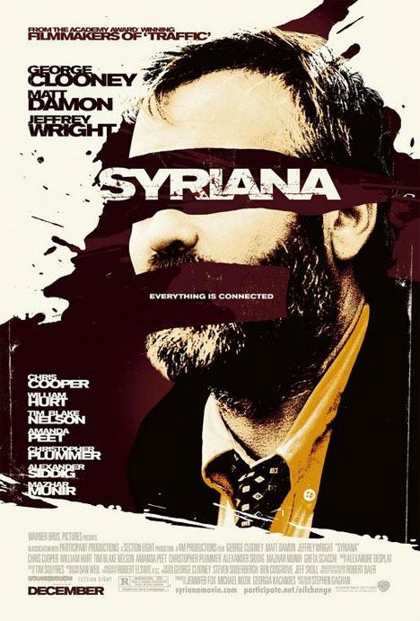 Syriana Poster #1