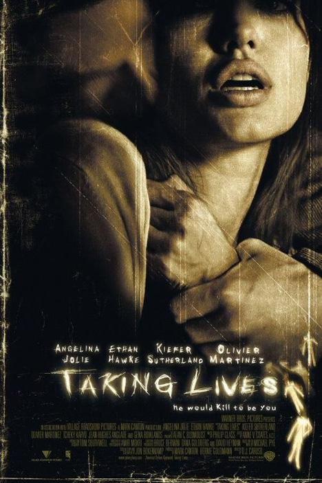 Taking Lives Poster #1