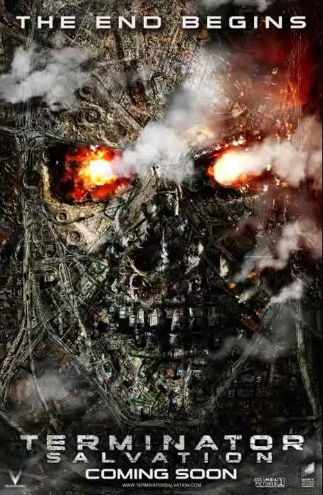 Terminator Salvation Poster #2