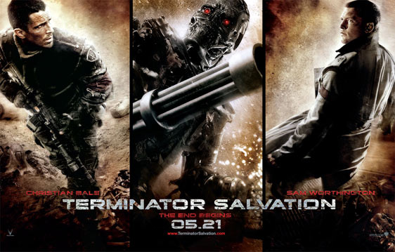 Terminator Salvation Poster #3