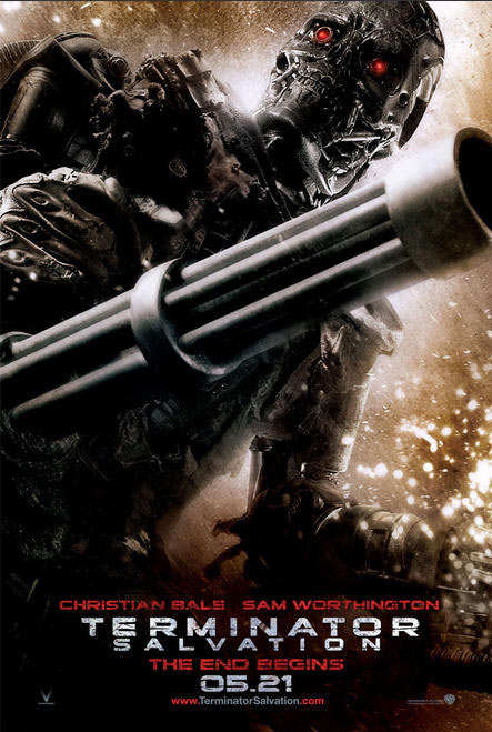 Terminator Salvation Poster #4
