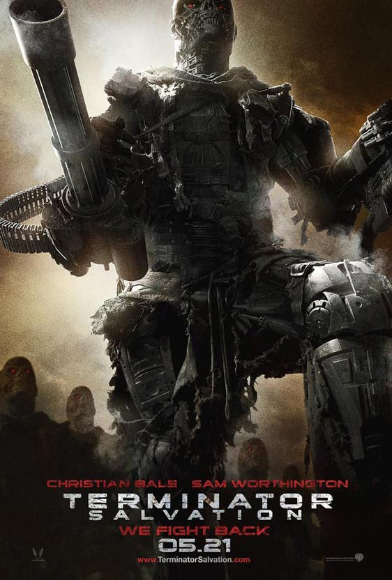 Terminator Salvation Cast Terminator Salvation (...