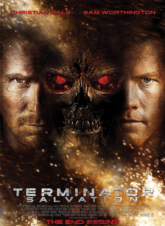 Terminator Salvation Poster #7