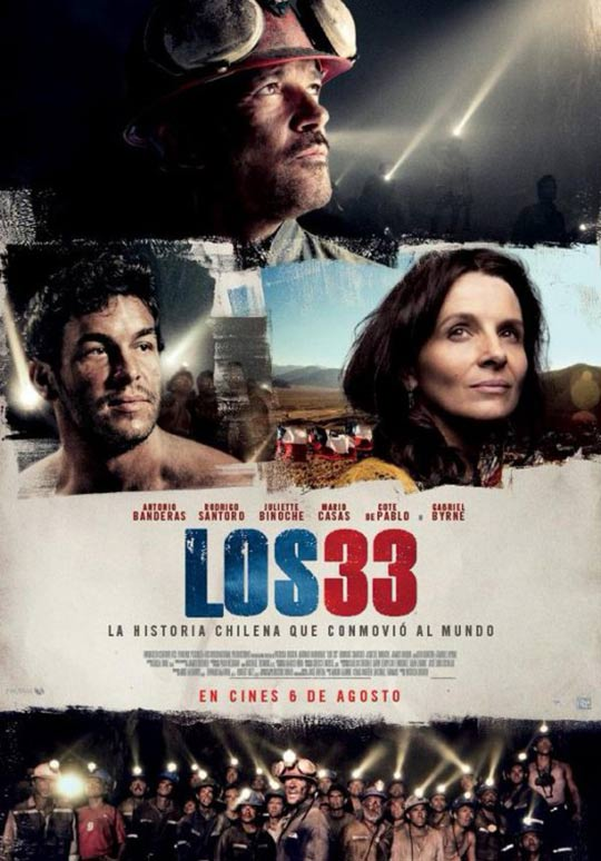 The 33 Poster #2