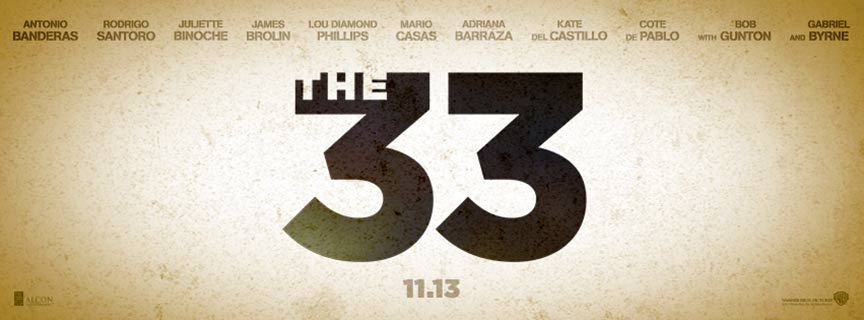The 33 Poster #3