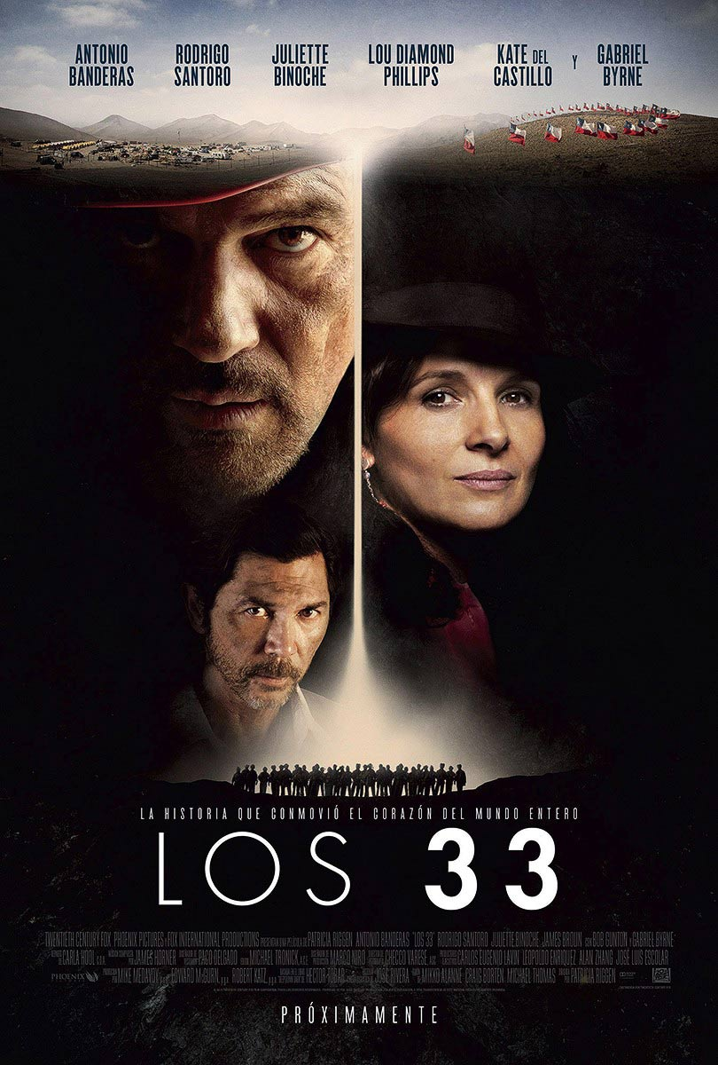 The 33 Poster #1