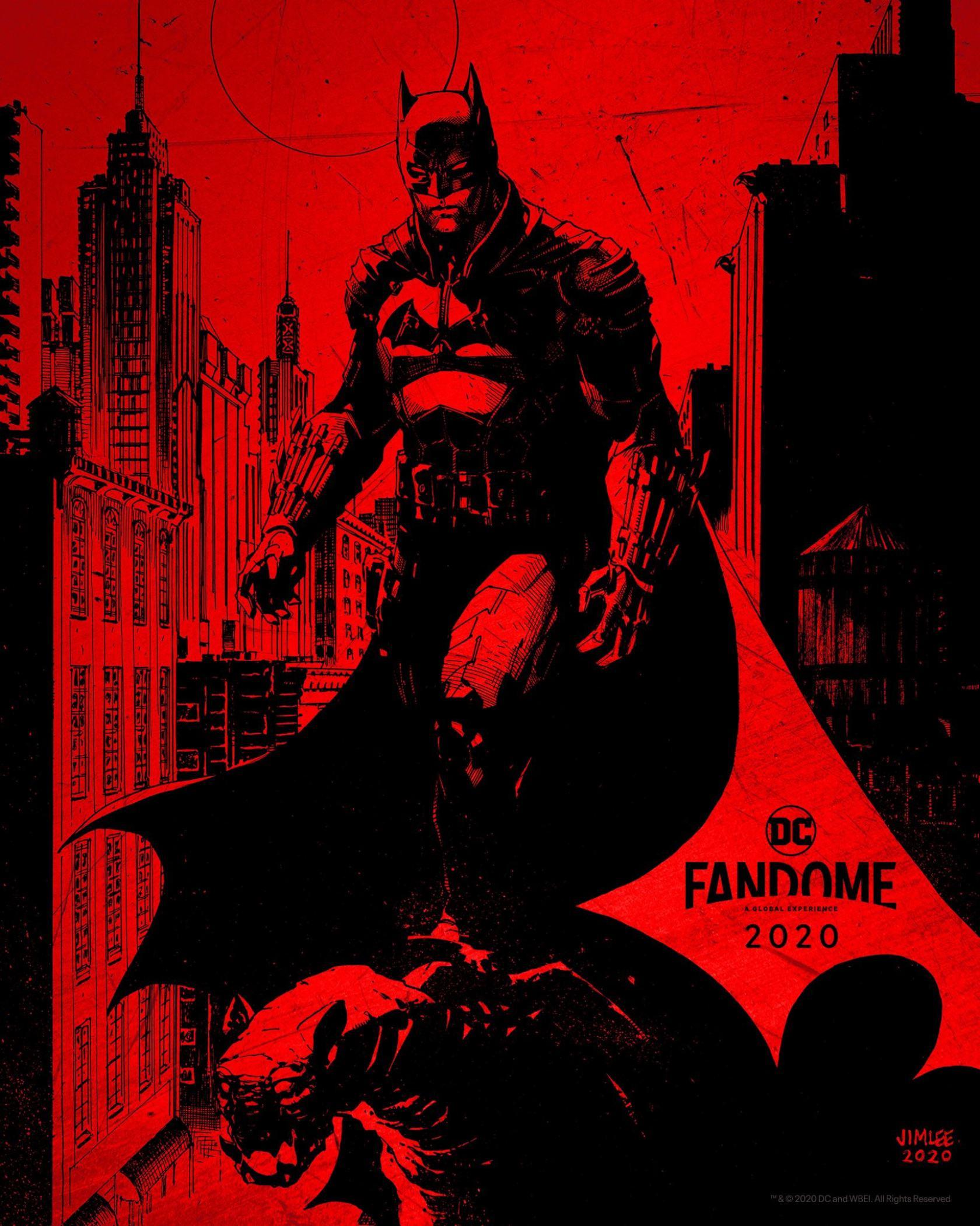 The Batman Poster #1