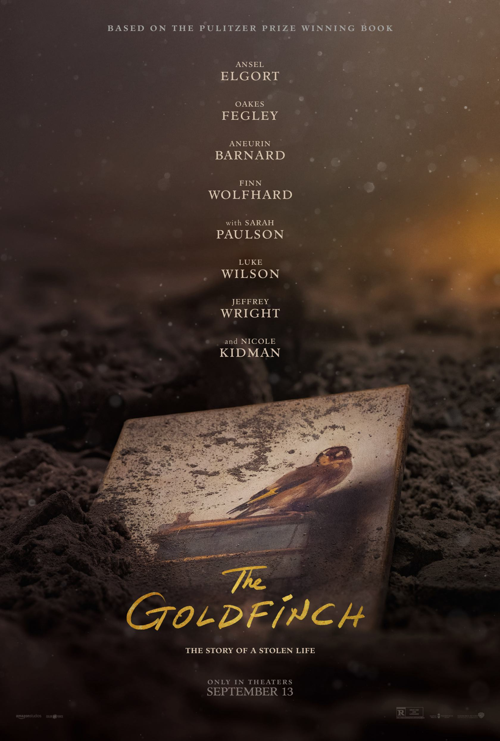 The Goldfinch Poster #1