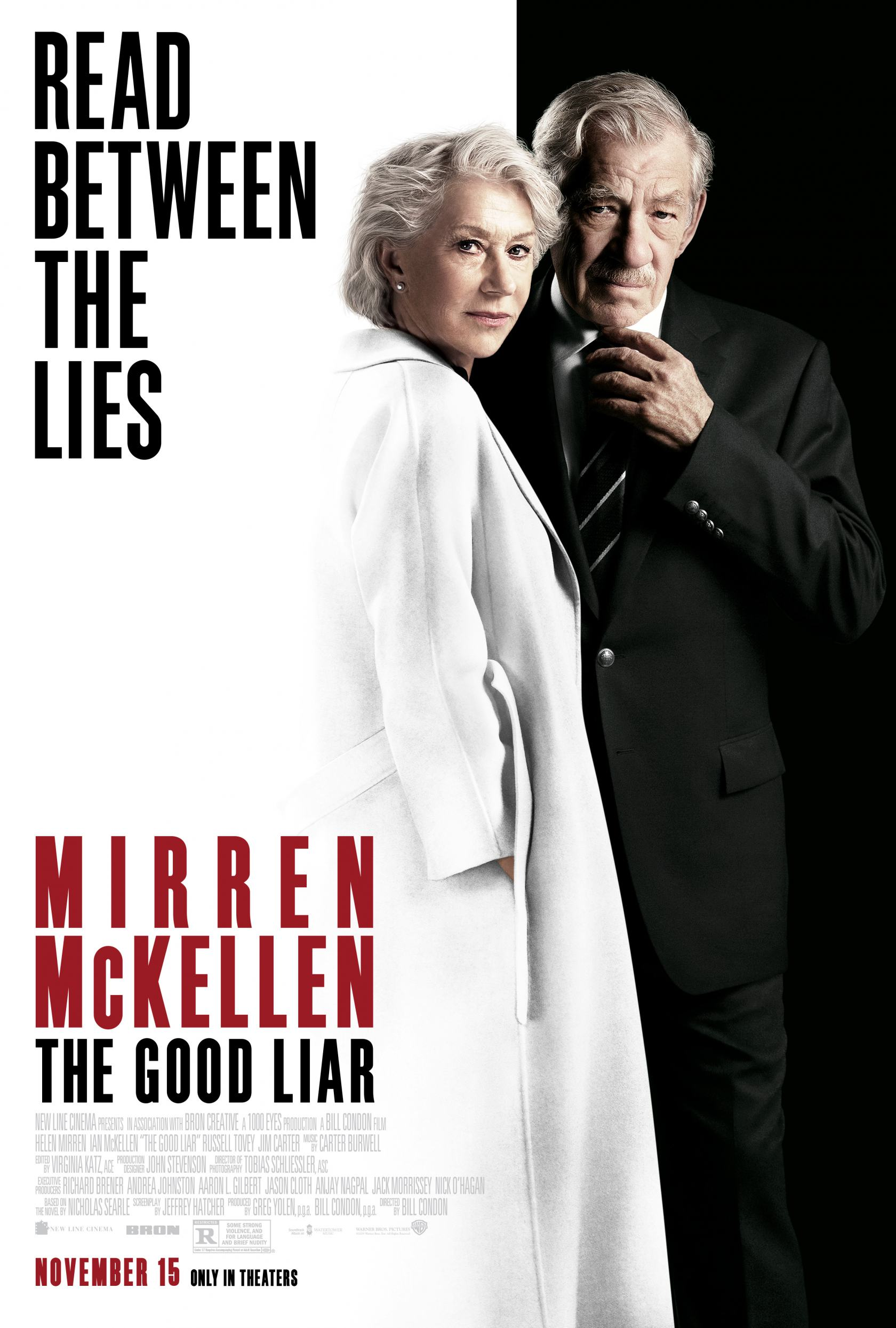 The Good Liar Poster #1