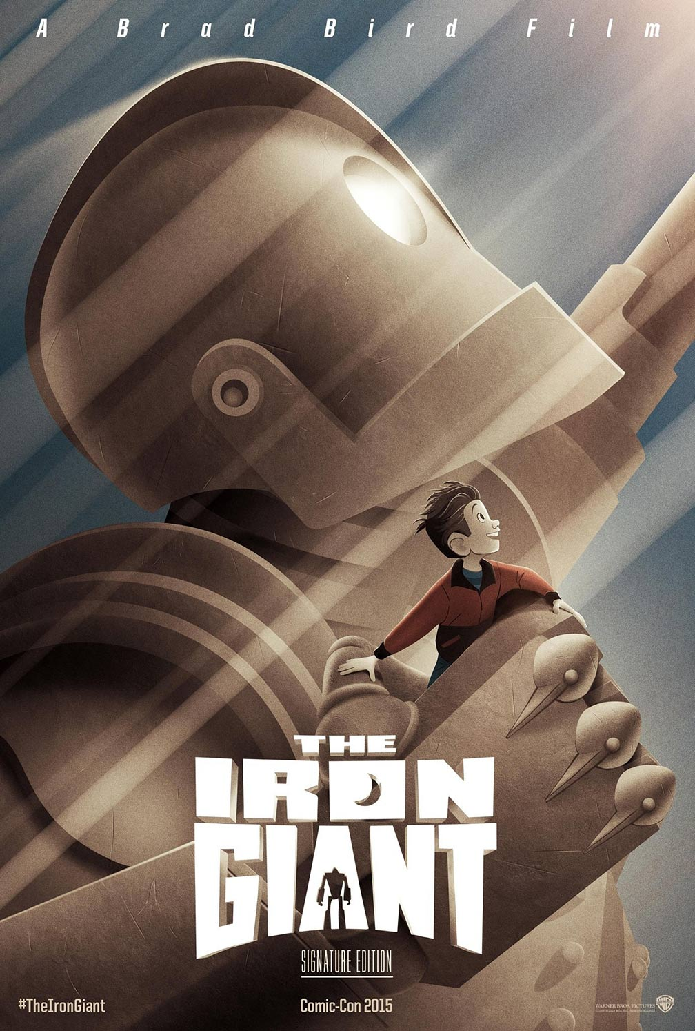 The Iron Giant Poster #2