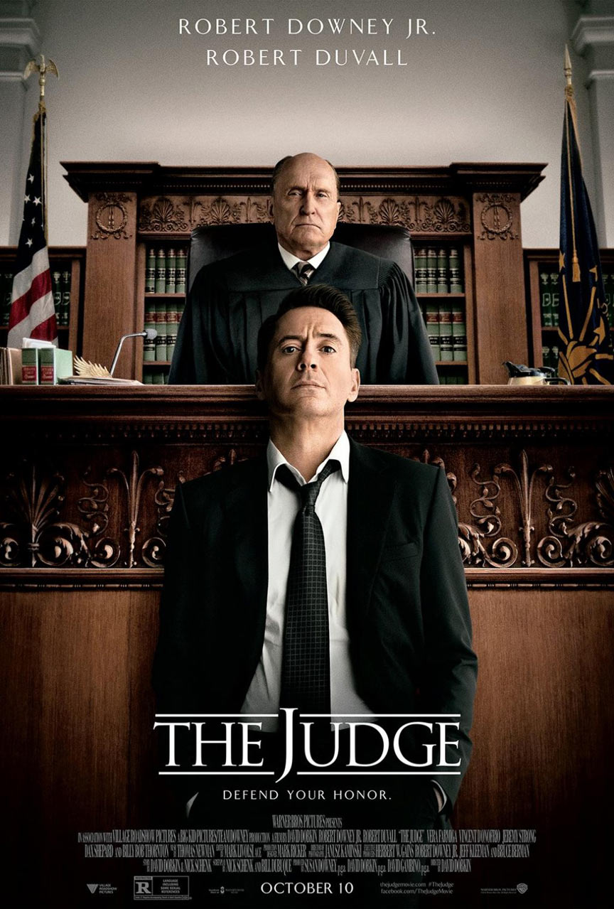 The Judge Poster #2