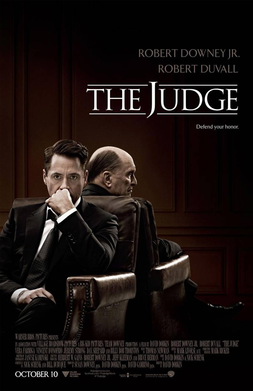 The Judge Poster #1