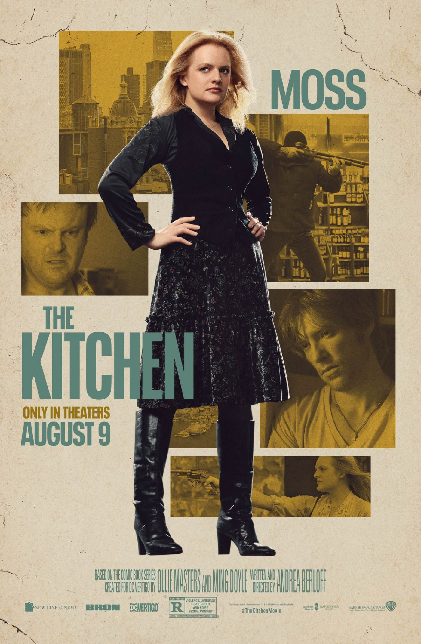 The Kitchen Poster #2