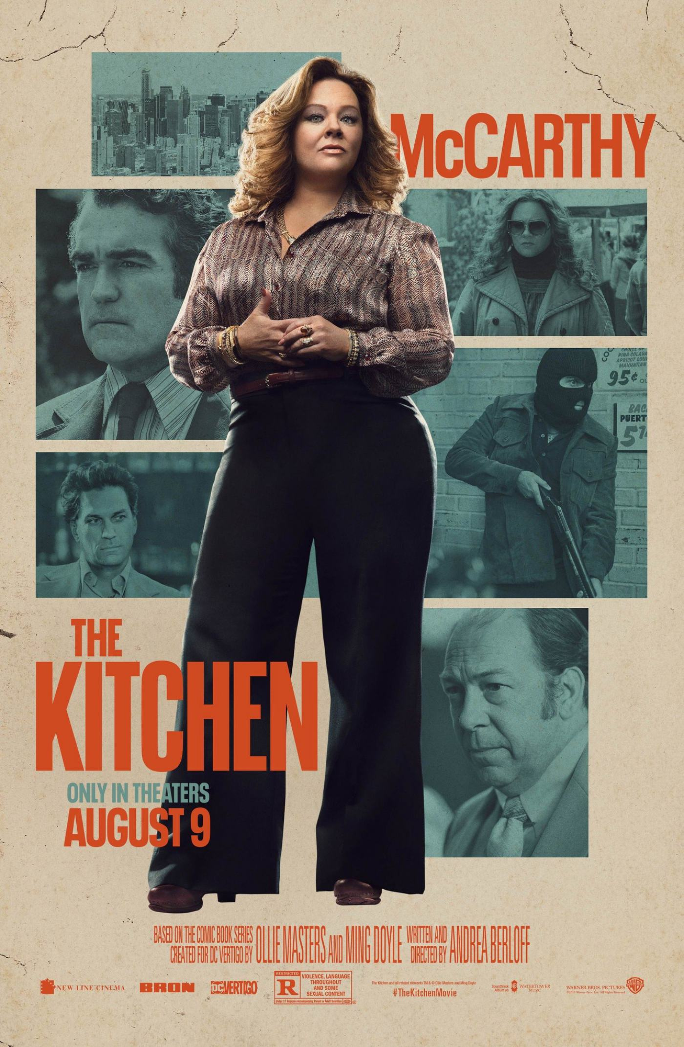 The Kitchen Poster #3