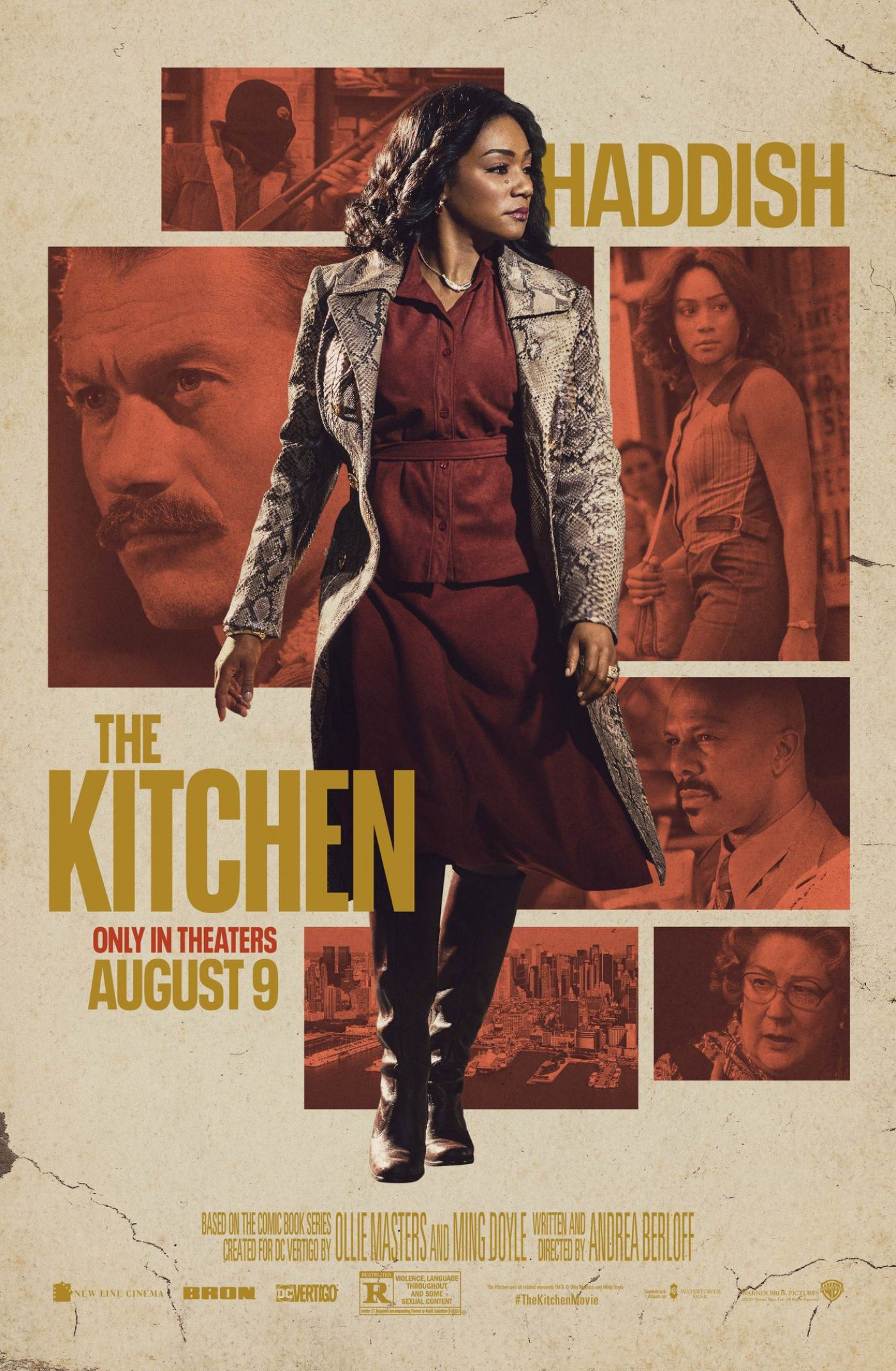 The Kitchen Poster #4