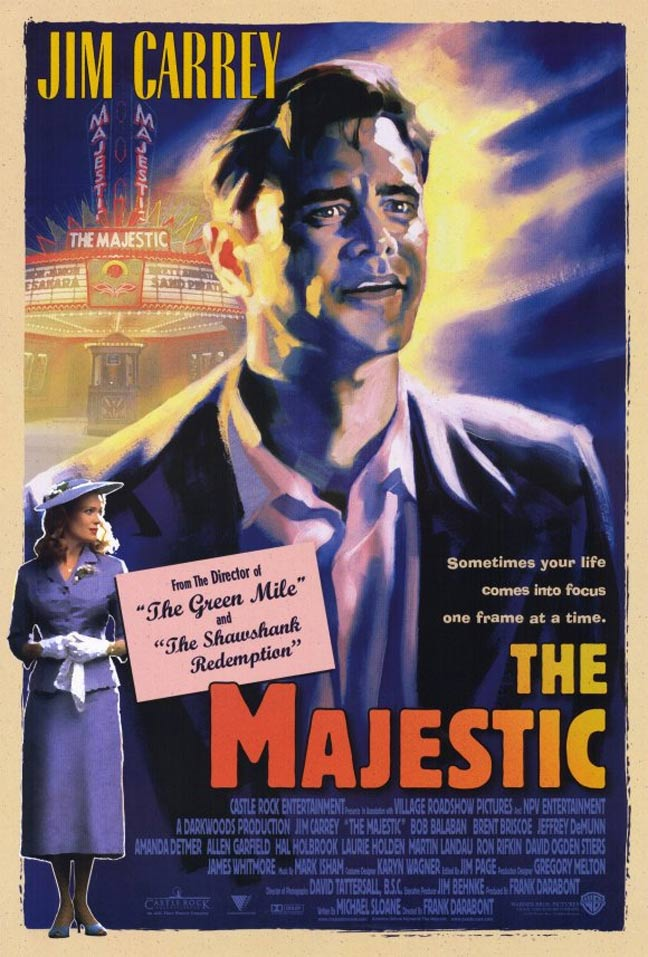 The Majestic Poster #1