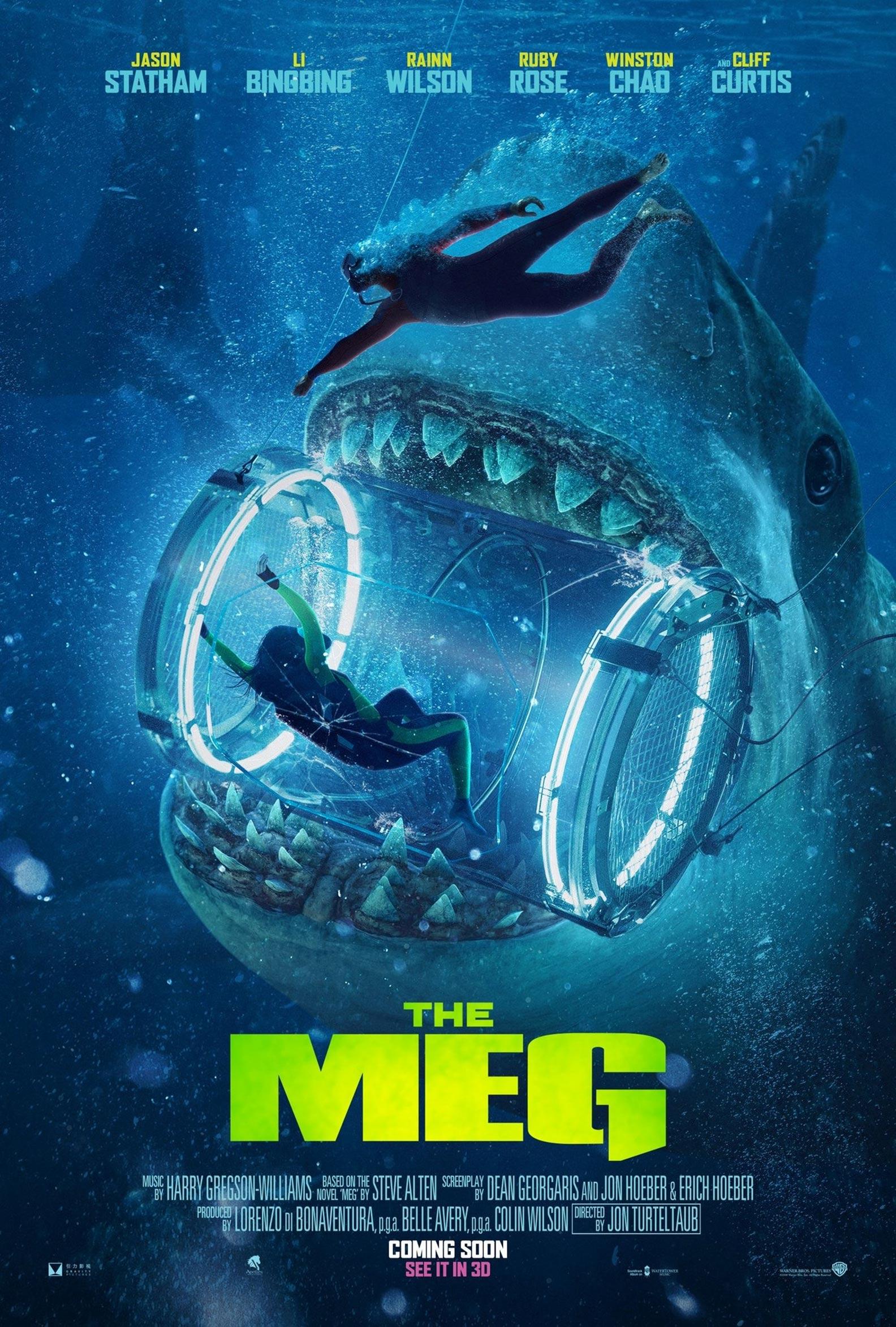 The Meg Poster #6