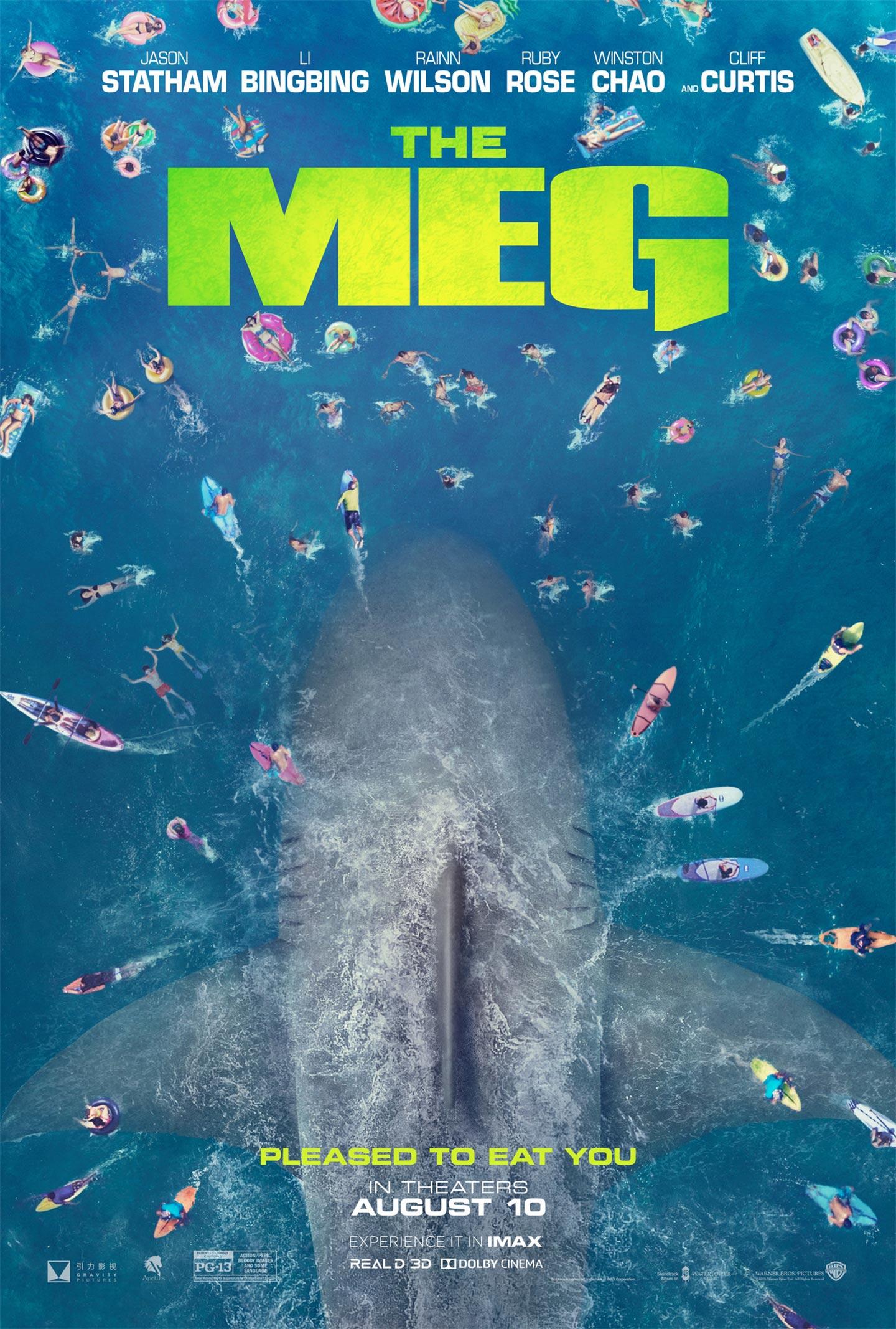 The Meg Poster #1