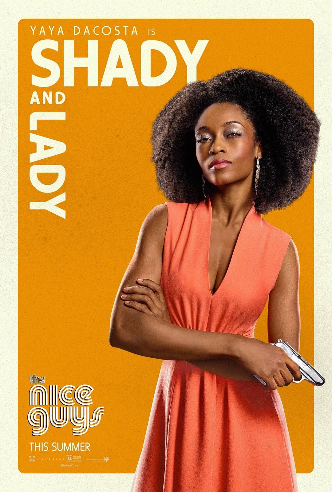 The Nice Guys Poster #4
