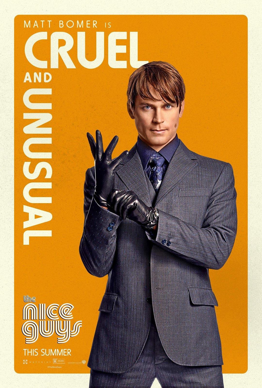 The Nice Guys Poster #6
