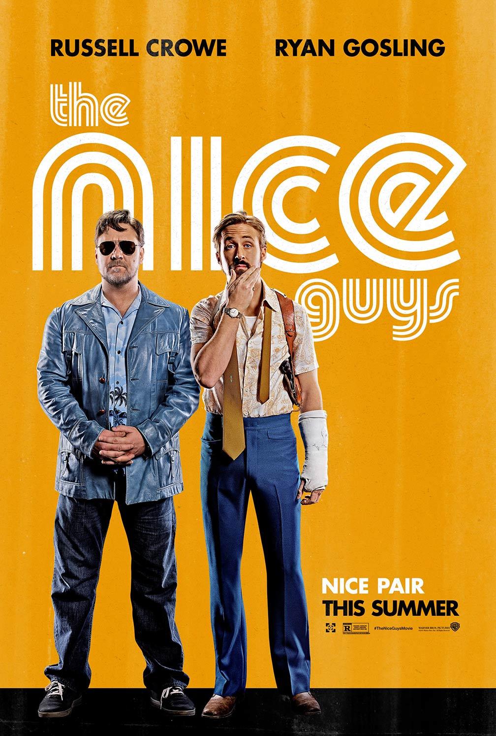 The Nice Guys Poster #1