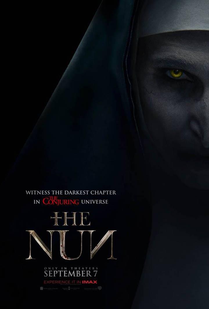 The Nun Poster #1