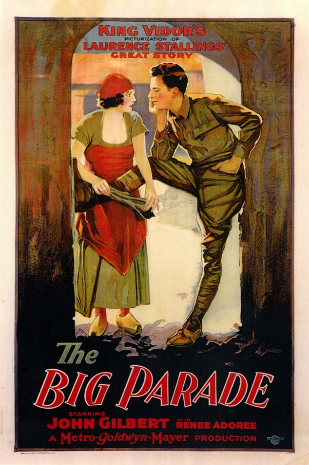 The Big Parade Poster #1