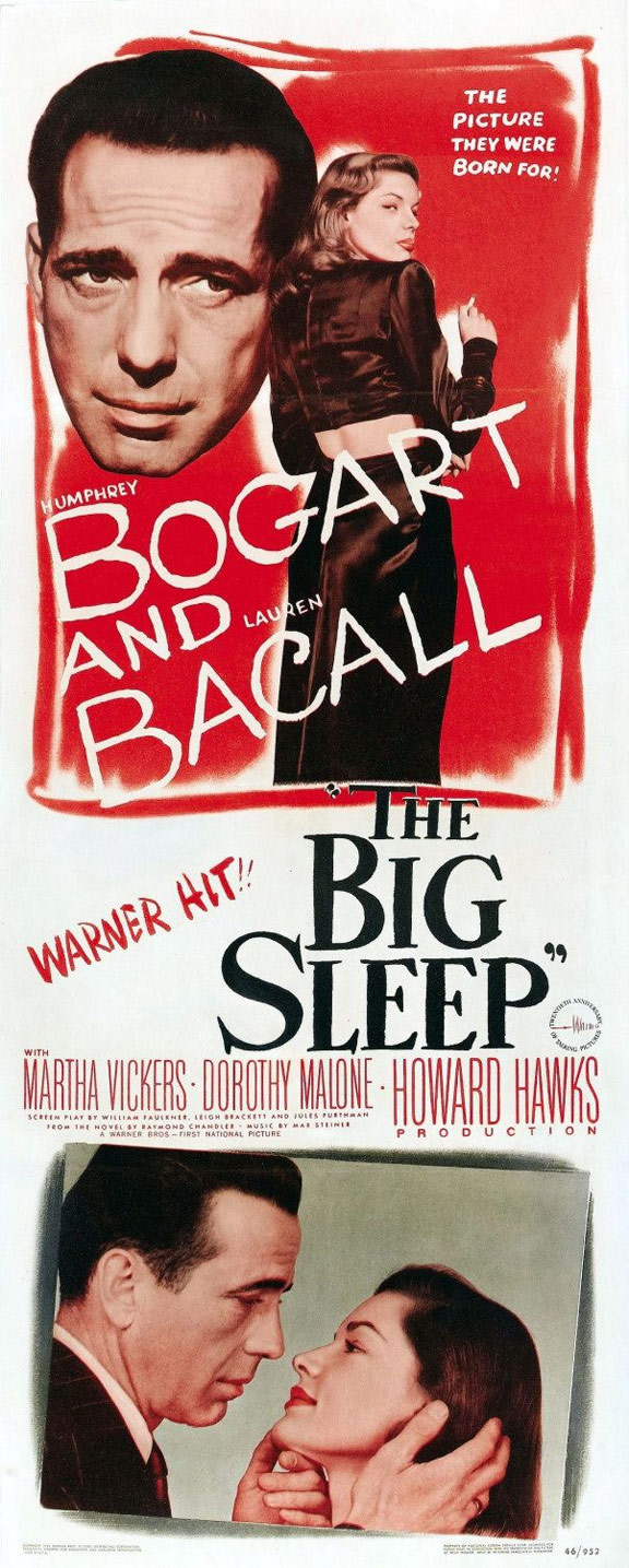 The Big Sleep Poster #4