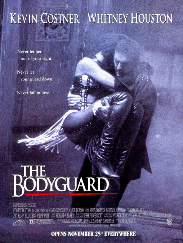 The Bodyguard Poster #1