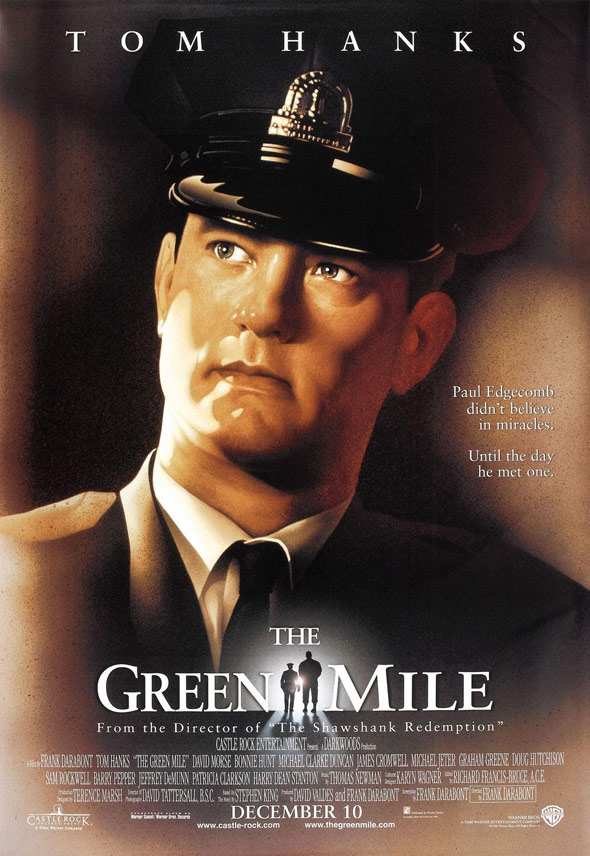 The Green Mile Poster #1