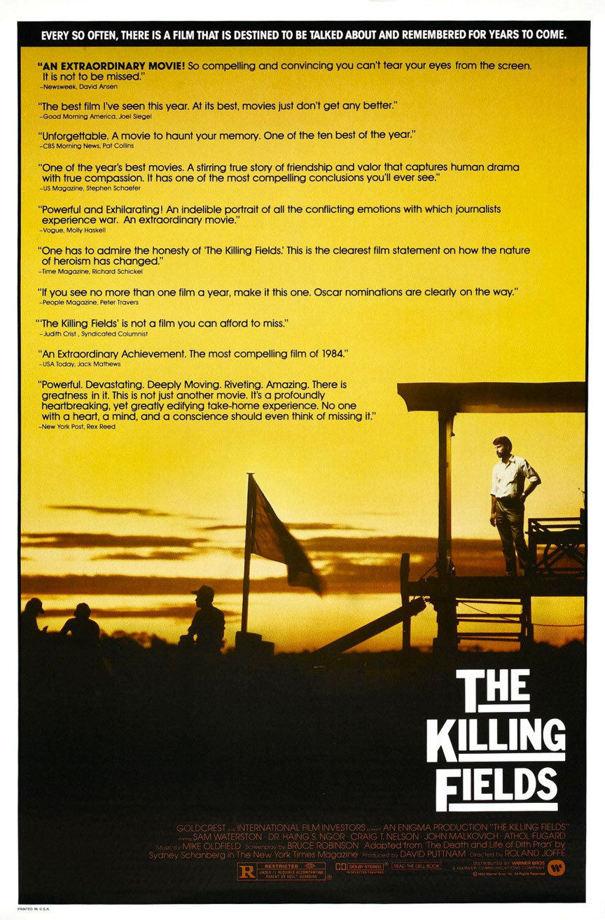 The Killing Fields Poster #1