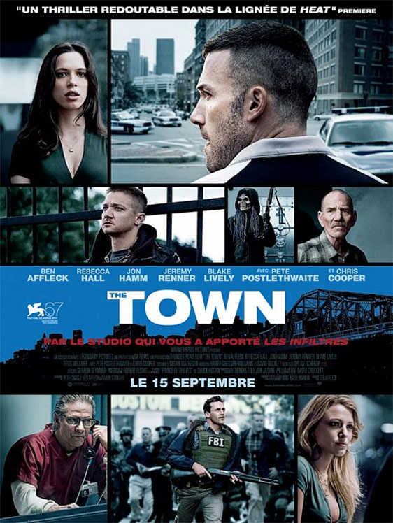 The Town Poster #1