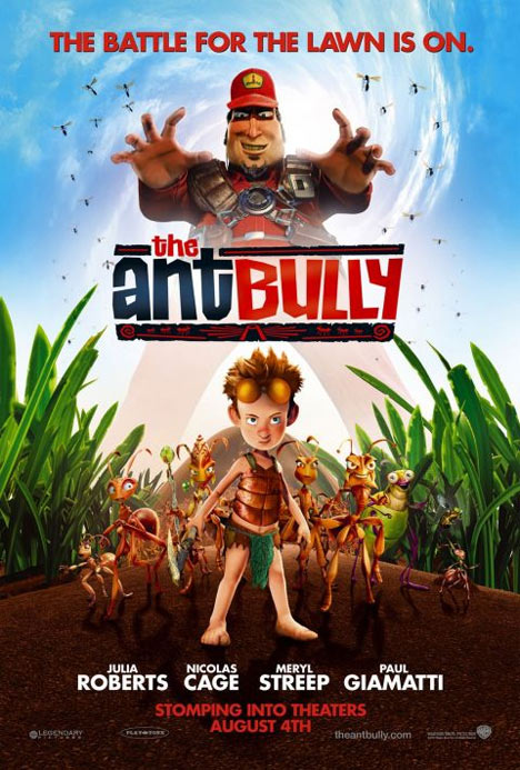 The Ant Bully Poster #1