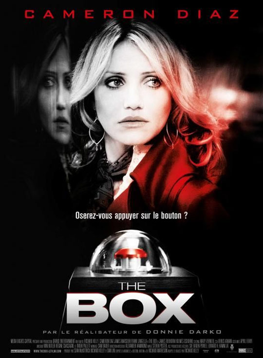 The Box Poster #3