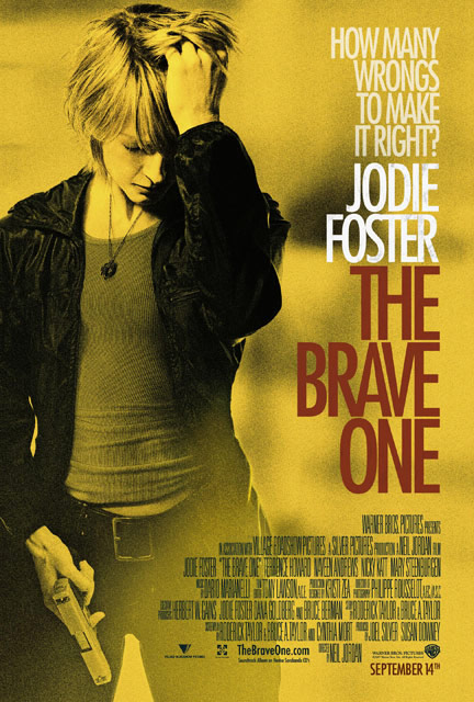 The Brave One Poster #1