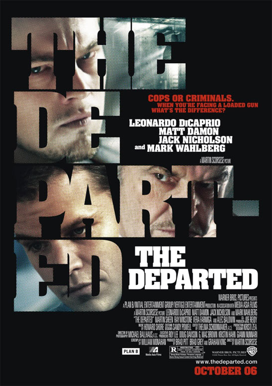 The Departed Poster #1