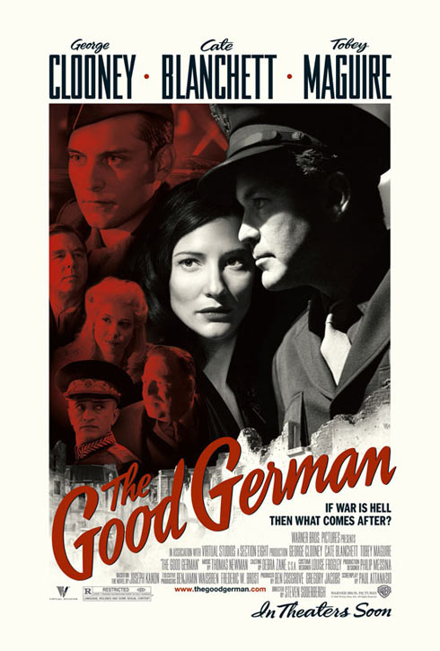 The Good German Poster #1