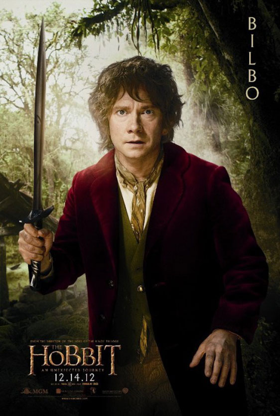 The Hobbit: An Unexpected Journey Poster #10