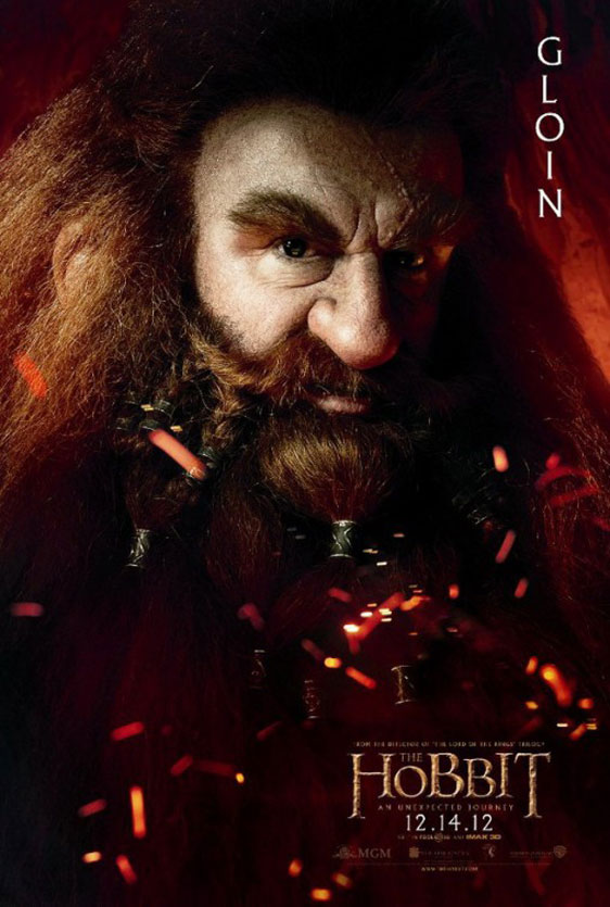 The Hobbit: An Unexpected Journey Poster #15