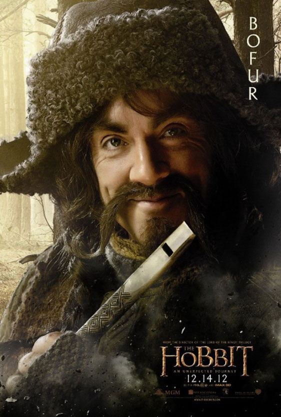 The Hobbit: An Unexpected Journey Poster #19
