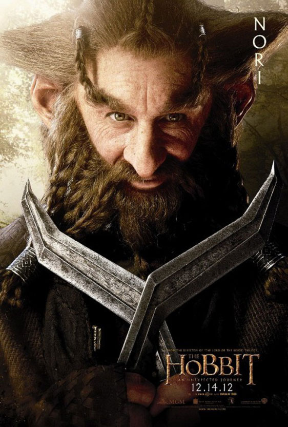 The Hobbit: An Unexpected Journey Poster #23