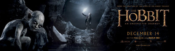 The Hobbit: An Unexpected Journey Poster #5