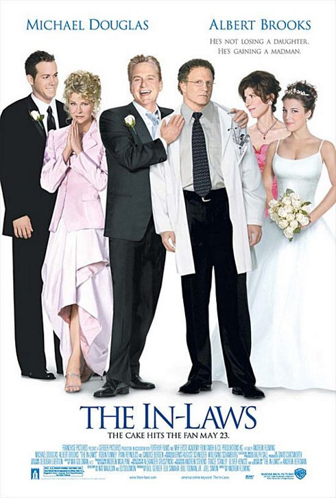 The In-Laws Poster #1
