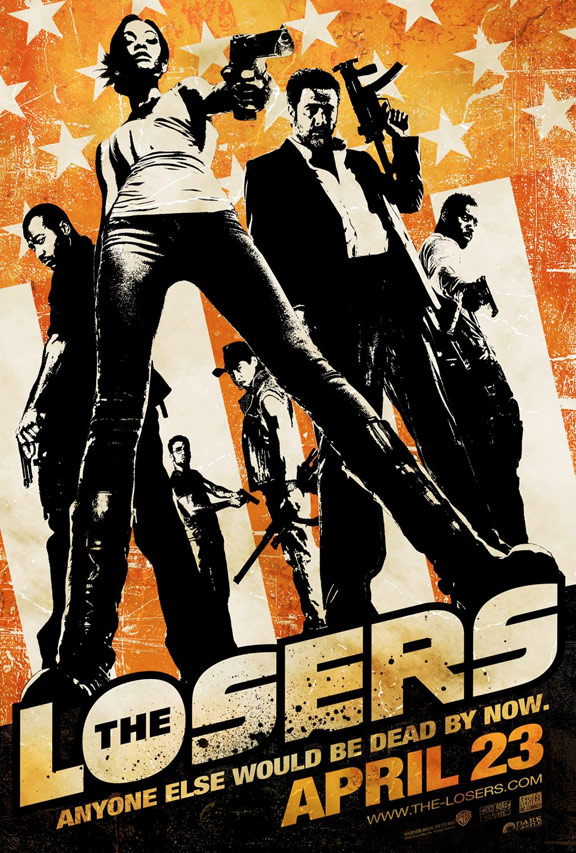 The Losers Poster #11