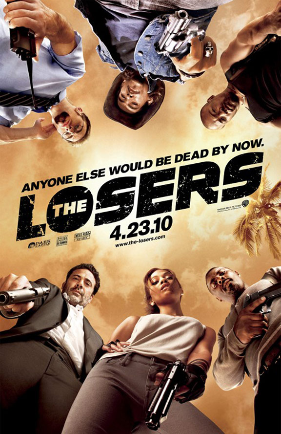 The Losers Poster #2