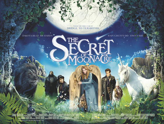The Secret of Moonacre Poster #1